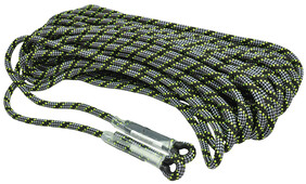 KERNMANTLE STATIC ROPE WITH EYELETS - TACTIXI